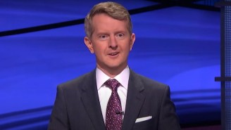 Ken Jennings Is Even More Impressed By Alex Trebek Now That He's Hosted 'Jeopardy!' Himself