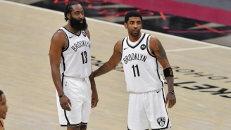 Kyrie Irving Preached Patience After The New-Look Nets Started With Back-To-Back Losses