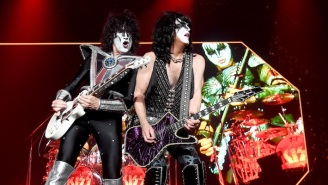 Kiss Broke Multiple Fire-Related World Records During Their New Year's Eve Concert