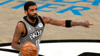 Kyrie Irving Won't Join The Nets For Their Game In Memphis After Sitting Out Thursday