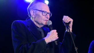Larry King's Interviews With Music Acts Reemerge On Social Media After His Death
