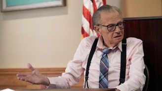 Legendary And Prolific Talk Show Host Larry King Has Died At Age 87