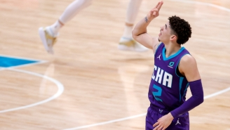 LaMelo Ball Became The Youngest Player In NBA History To Record A Triple-Double