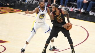 LeBron James And Kevin Durant Explained Why 'Young Players' Can Dislike 'Constructive Criticism' From 'Legends'