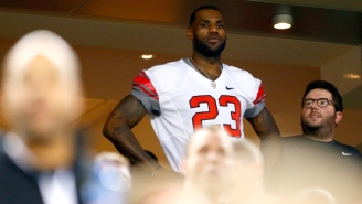 LeBron James Trash Talked Dabo Swinney After Ohio State Thrashed Clemson In The College Football Playoff