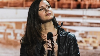 Lana Del Rey Is Getting Roasted For Tone Deaf Comments About Her New Album Cover