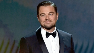 Leonardo DiCaprio Signed A Letter To President Biden Asking Him To 'Act On Climate Change'