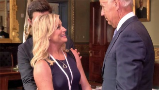 Leslie Knope Is Getting Credit From 'Parks And Rec' Fans Because 'She Knew' That Biden Would Be President