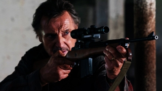 Liam Neeson's 'The Marksman' Is A Kinder, Gentler Version Of 'Taken'