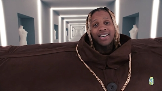 Lil Durk Goes 'Kanye Krazy' With References To The Chicago Legend In His Nostalgic New Video