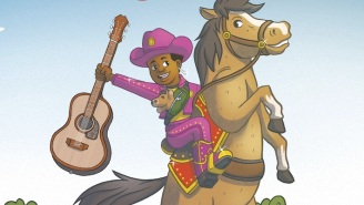 Lil Nas X Shares Some Adorable Snippets From His New Children's Book, 'C Is For Country'