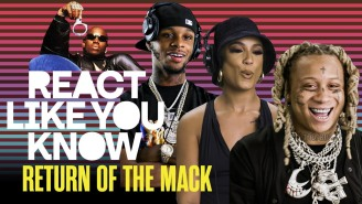 "New Gen Rappers React To Mark Morrison ""Return Of The Mack"""
