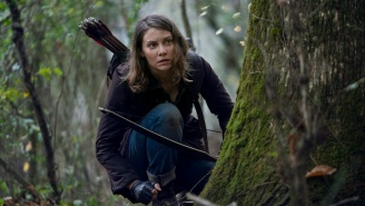 AMC Releases A First Look At Hilarie Burton As Lucille In 'The Walking Dead,' Along With A New Teaser