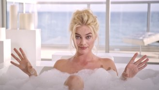 'The Daily Show' Couldn't Get Margot Robbie To Explain What's Happening With Reddit And GameStop, But It Found The Next Best Thing