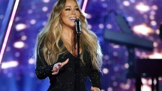 Mariah Carey Had Jokes For A Baltimore Rapper Who Sampled One Of Her Songs In A Viral Video