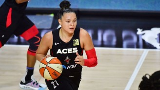 The Lynx Will Reportedly Sign 3-Time All-Star Kayla McBride From The Aces