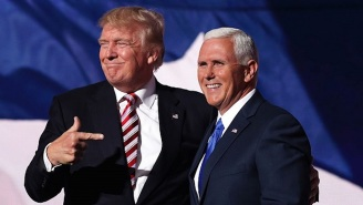 Trump Reportedly Tried To Strongarm Mike Pence Into Overturning The Election By Calling Him A 'P*ssy'