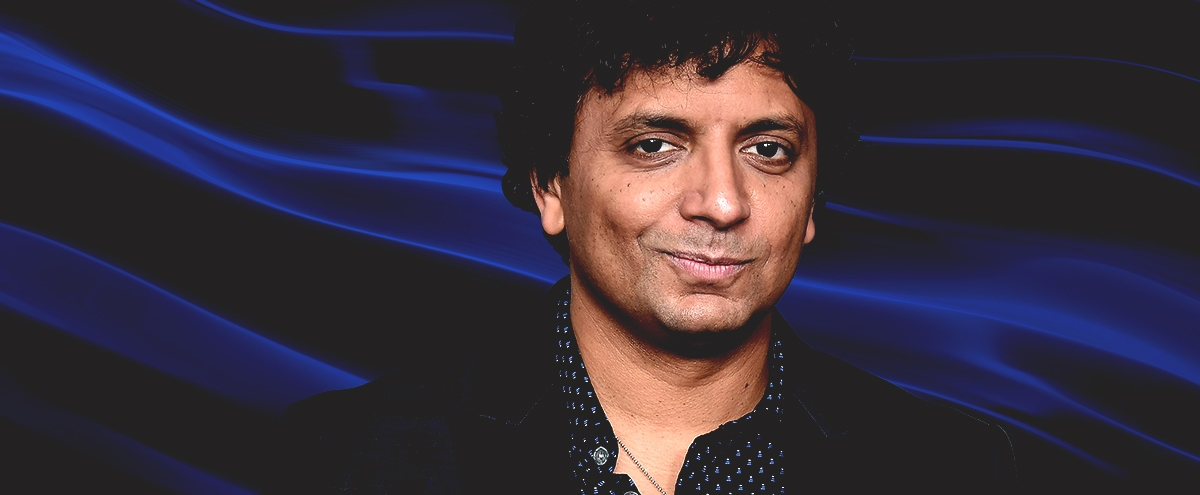 M. Night Shyamalan On 'Servant' And Why He Drowned Bruce Willis In A Puddle