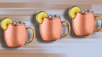 It's A Good Weekend For A Real-Deal Moscow Mule — Here's Our Recipe