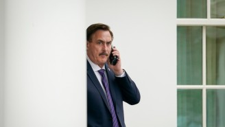 Trump Apparently Spent Part Of His Last Friday In The White House Fielding A Desperate New Insurrection Plot From The Wacky MyPillow Guy