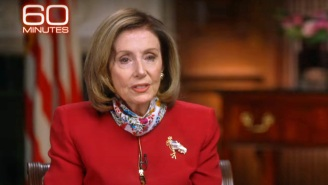 Nancy Pelosi Detailed The Terror She And Her Staff Experienced During Last Week's Failed MAGA Coup Attempt
