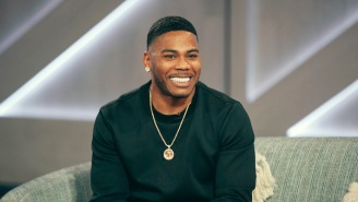 Nelly Reacts To The Viral 'Buss It' Challenge: 'Keep Doing It'