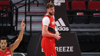 Blazers Center Jusuf Nurkic Fractured His Wrist Against The Pacers