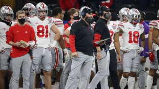 Report: Ohio State's COVID-19 Tests Have Led To Talks Of Postponing The National Championship Game