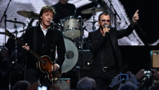 Ringo Starr Reflects On Past Performances With Paul McCartney: 'It Lifts Everything, In A Joyous Way'