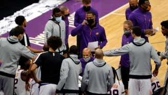 The Suns' Game Against Atlanta Is Postponed Due To Contact Tracing On Phoenix's Roster