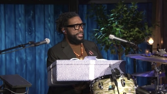 Questlove Got Thoughtful 50th Birthday Gifts From Black Thought And Jimmy Fallon