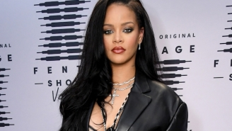 Rihanna Clapped Back At A Fan Who Hounded Her About New Music