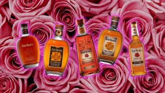 Every Bottle Of Four Roses Bourbon Whiskey, Ranked