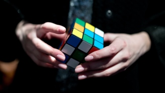 The Rubik's Cube Is About To Actually Be Turned Into A Big Movie (And A Game Show, Too)