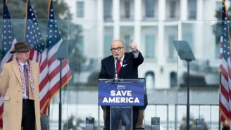 The Lincoln Project Is Apparently 'Thrilled' To Sue Rudy Giuliani Over Deflecting Blame For The Capitol MAGA Riot