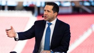 ESPN Issued An Apology After Running A Story Off A Fake Adam Schefter Tweet