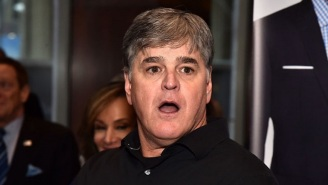 Sean Hannity Got Really Mad At A Joke That Claimed Olive Garden Had Revoked His 'Lifetime Pasta Pass'