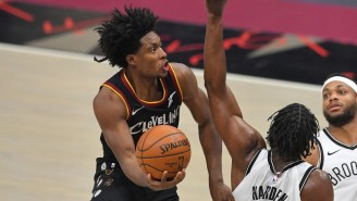 Collin Sexton Torched The Nets Big 3 In A Cavs Double Overtime Win