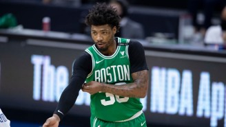 Marcus Smart Will Miss 2-3 Weeks With A Tear In His Calf