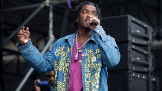 Smino Dropped A Brief, Psychedelic New Song Called 'Martian Luther King Drive'