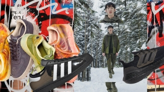 SNX DLX: A Colorful Stüssy Nike Collection, Salehe Bembury's Spunge, New White Mountaineering & Hermès