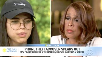 Gayle King Is Being Praised For Calmly Dismantling The 'SoHo Karen' Who Tackled A Black Teen After Falsely Accusing Him Of Stealing Her Phone