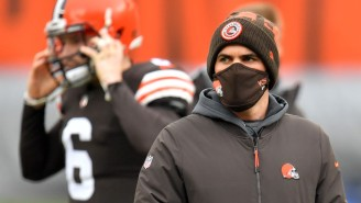 Kevin Stefanski Won't Coach The Browns In Their Playoff Game After Positive COVID-19 Test