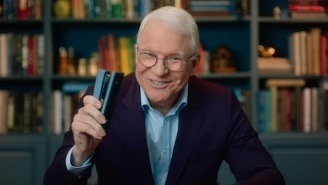 Steve Martin Had A Pretty Great Response To Getting Vaccinated