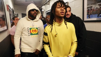 Swae Lee And Mike Will Made-It Were Involved In A Scary Car Accident