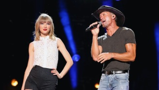 When Taylor Swift Named A Song After Tim McGraw, He Was 'A Little Apprehensive'