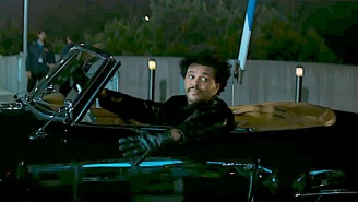 The Weeknd Stirs Up Anticipation For His Super Bowl Halftime Show In A New Pepsi Commercial