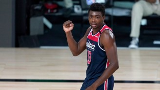 Wizards Center Thomas Bryant Is Reportedly Done For The Season With A Torn ACL