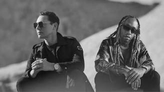 Ty Dolla Sign And Tiesto Dish Out A Second Round Of 'The Business' With A Glitzy Remix