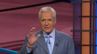 Watch An Emotional 'Jeopardy!' Tribute To Alex Trebek In His Last Episode